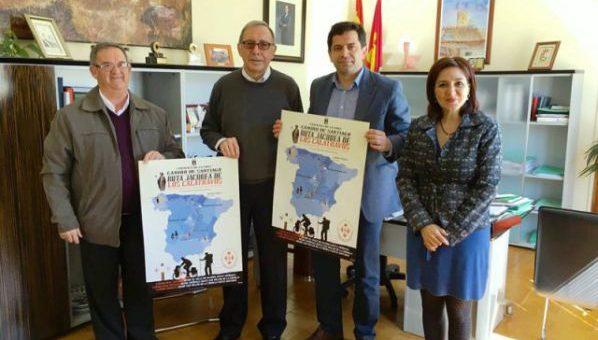 Alcalde de Bolaños de Calatrava apoya nuestro proyecto.